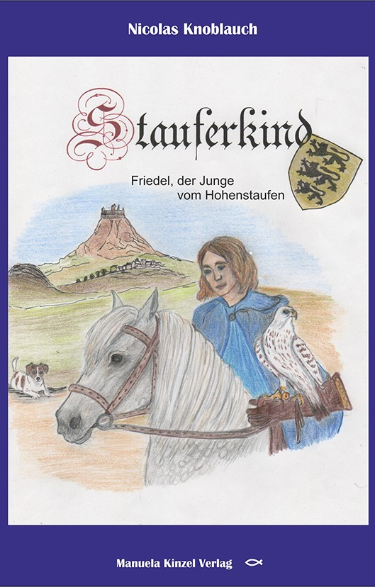 Cover Stauferkind